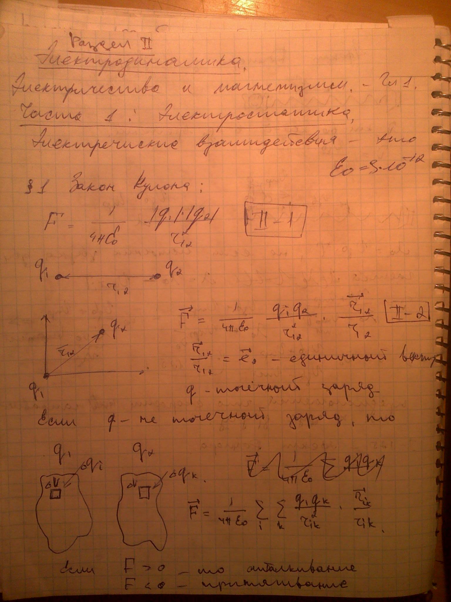 Меню главная страница история физика